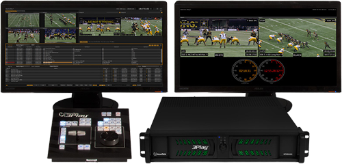 Newtek 3Play 425 Instant Replay System Hire in Melbourne