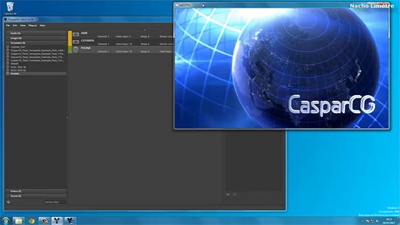 CasparCG Full-HD CG/Playout Server Hire in Melbourne