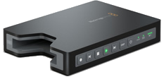 Blackmagic Hyperdeck Shuttle Hire in Melbourne